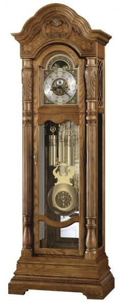 Howard Miller Triple Chiming Grandfather Clock - CHM1052 | theclockfather