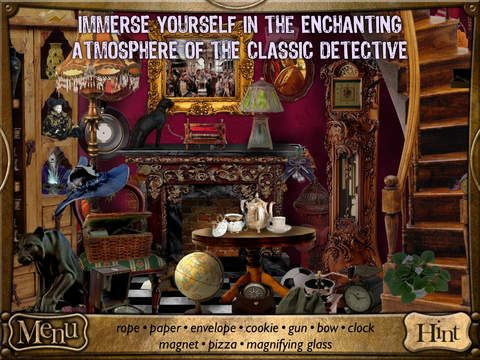 Crisp App Limited | Games | iPad | Detective Sherlock ... $0.00 | ver.3.0| $0.00 | An exciting Hidden Object game based on Sherlock Holmes series of the fictional detectives by Sir Arthur Conan Doyle.Bringing the best of ...