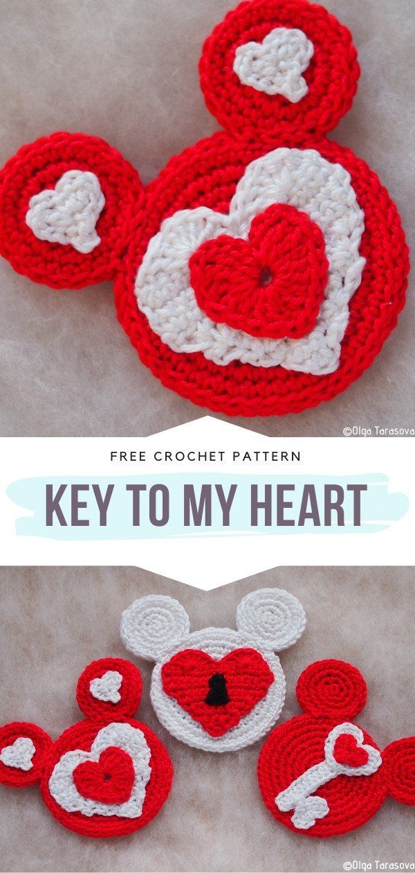 Crochet Hearts For Beginners Ideas And Free Patterns Crochet Patterns Free Crochet Pattern Crochet