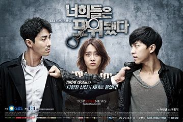 Sinopsis You're All Surrounded