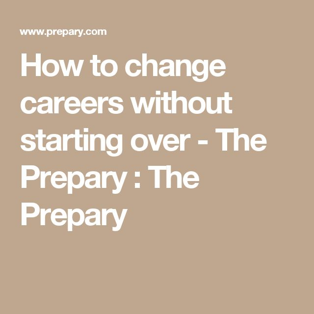 25+ unique How to change careers ideas on Pinterest Career - kaplan optimal resume