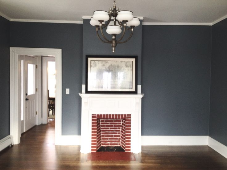 Image Result For Blue Living Room Paint