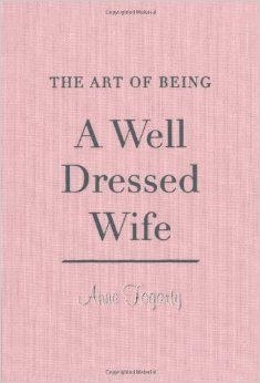 Book - Art Of Being A Well Dressed Wife - White Apple Gifts