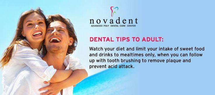 #dental #dentaltips http://www.novadenttly.com/