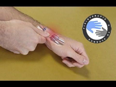 Masaje para la Tendinitis de Quervain / Fisioterapia a tu alcance