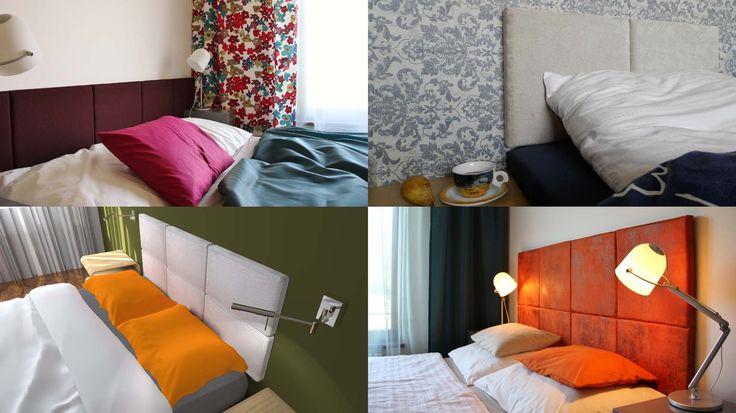 Panely v několika pokojích