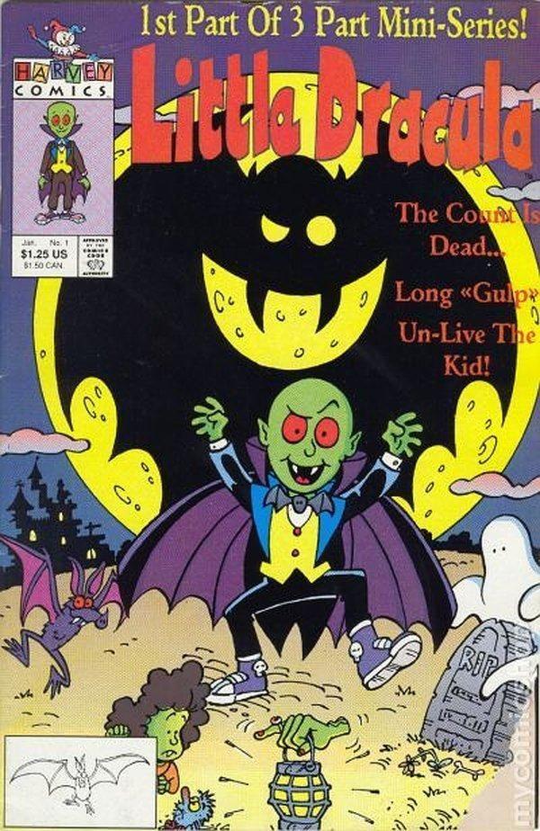 Little Dracula (TV Series 1991- ????)