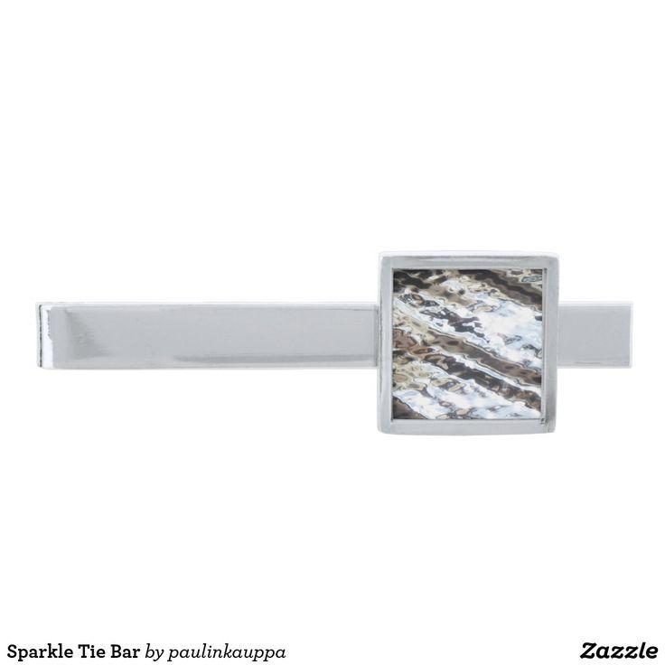 Sparkle Tie Bar