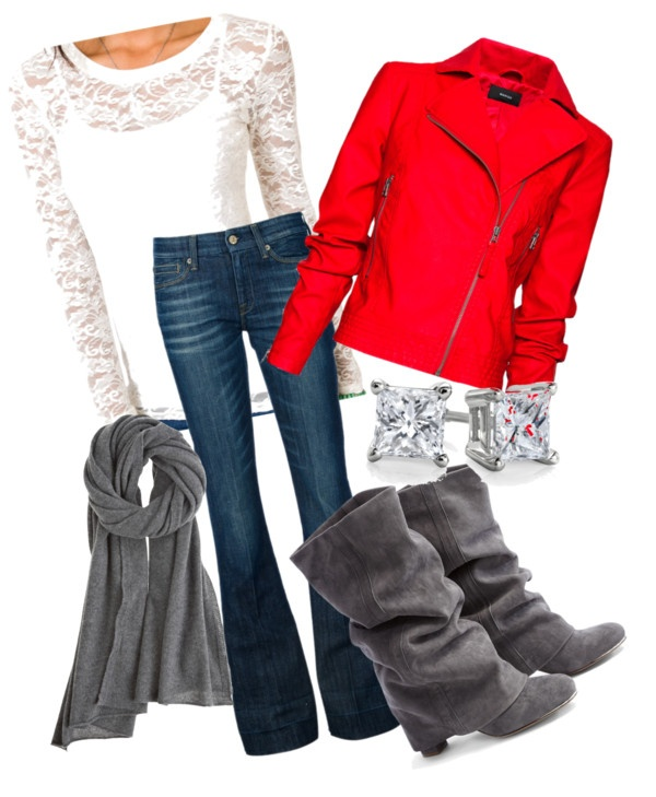 """""""Ohio State Game"""" by toni5586 on Polyvore"""