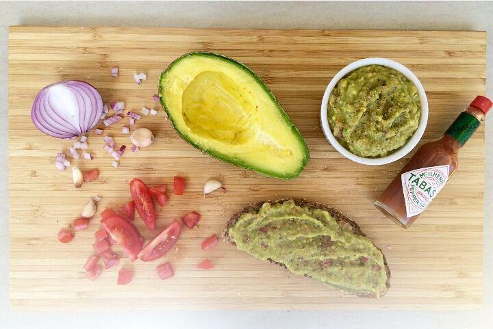 Hello guacamole ✌ #nutritionistchoice #homemade #guacamole #veraschoice #mik #mutimiteszel #avocado