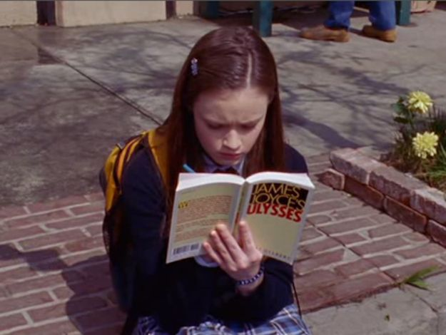 """All 339 Books Referenced In """"Gilmore Girls"""",  Wow! I'm shocked I've read 42 of them (including the children's stories) Must read them all!!! Well except the rated R ones like Fear & Loathing... And Any Bukowski"""