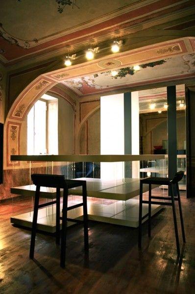 Baroque meets modern LAGO Apartment Torino Venaria #IDEeA http://appartamentolago.com/?page_id=158