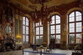 Książ Castle inside