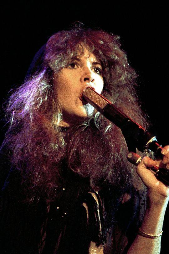 Stevie Nicks of Fleetwood Mac, Tusk Tour