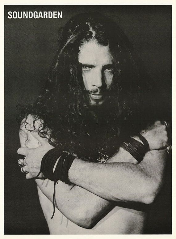 Chris Cornell.  Oh yeah.