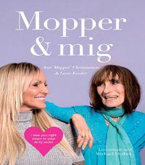"""Mopper og mig af Linse Kessler er en meget ærlig og følsom biografi om de to stjerner Linse Kessler og hendes mor Mopper. En bog, hvor du kommer helt tæt på """"Familien på Bryggen"""". En samtalebog om kærlighed med sjove historier og betragtninger fra Linses mor """"Mopper"""" og Linse Kessler. Klik på forsidefotoet og læs mere."""