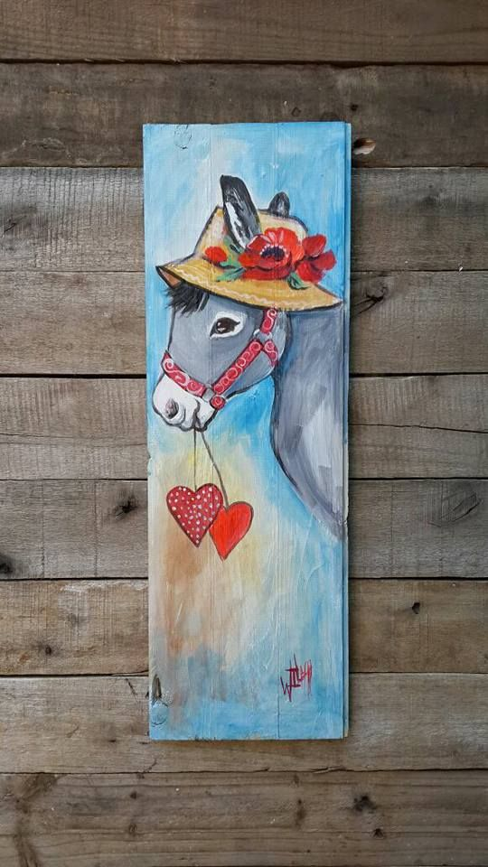 summer donkey