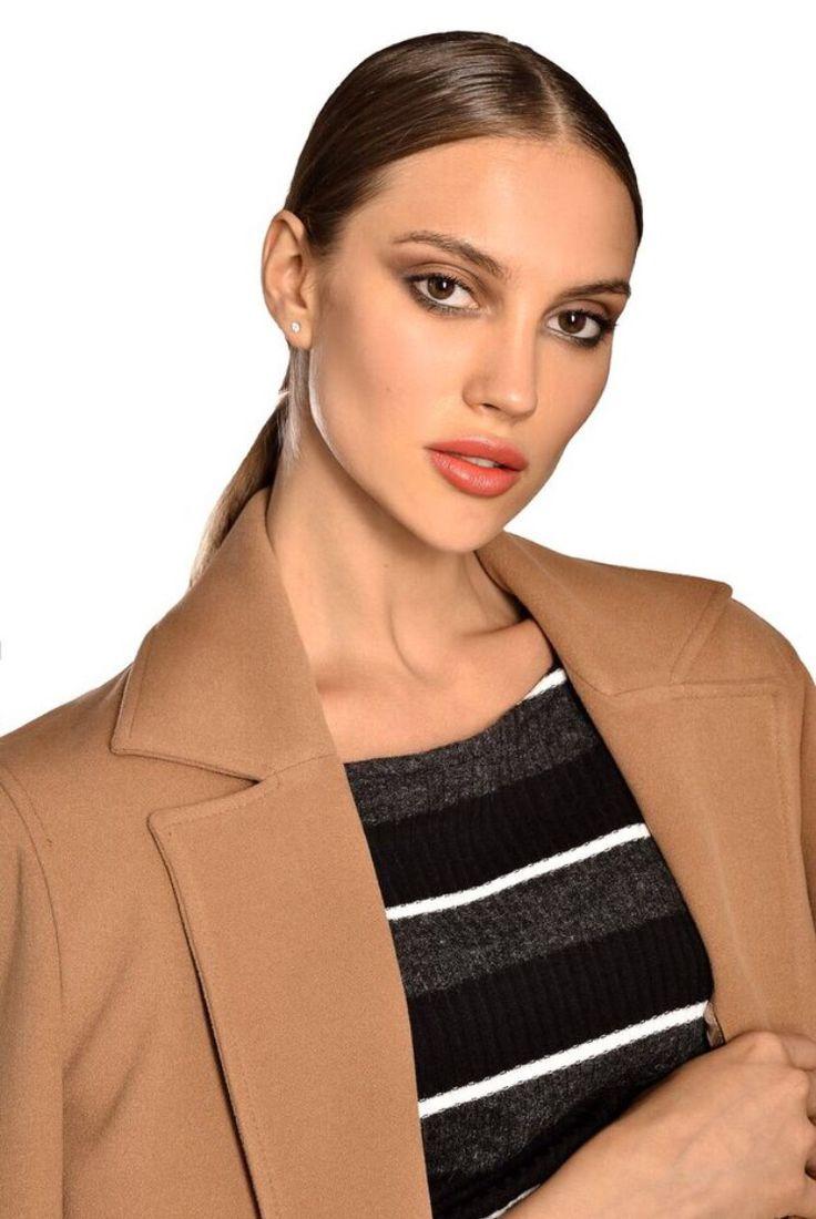 Guy Laroche camel coat
