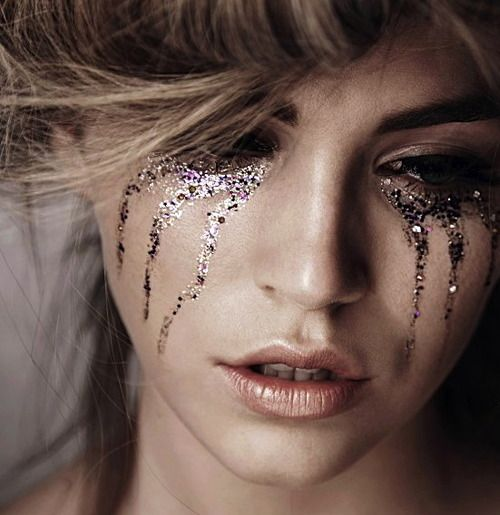 """""""Hate the glitter we have murdered the dream. Just remember things are always what they seem.""""  ~Marina and the Diamonds, Toubled Mind"""