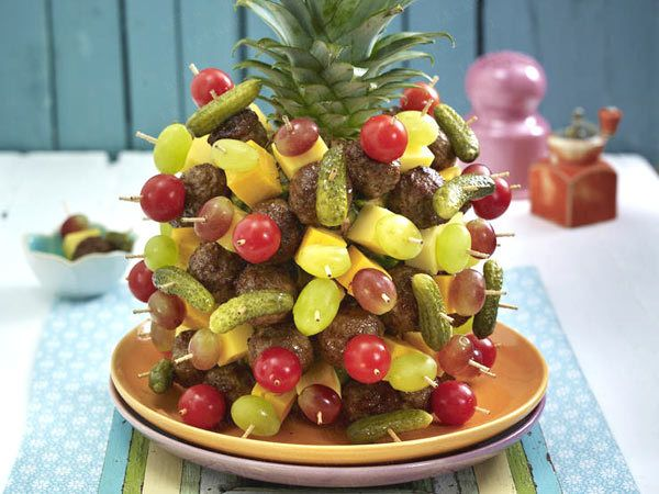 Party Finger Food Ideas Fun Party Finger Food Recipes Meatballs Fruits Skewer Finger Foods