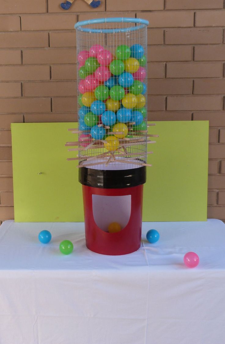 DIY Party Games for Kids, How to Make a Giant Kerplunk Game  Watch the Video. https://www.youtube.com/watch?v=xNGMXhMZLzY