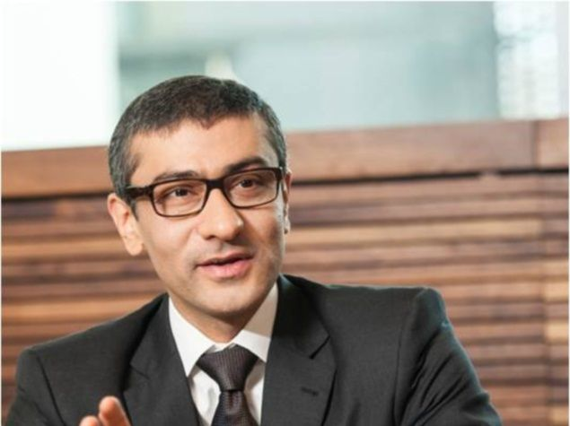 Rajeev Suri to be tapped as the next global CEO of Nokia Corporation after acquisition by Microsoft is complete.