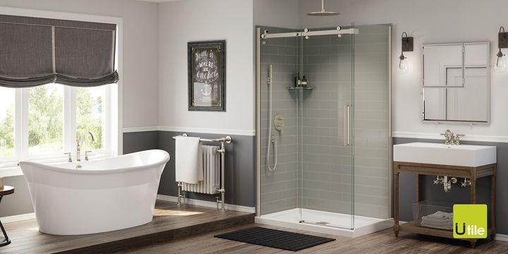 Pin By Lynn Degenova On Shower Stalls In 2020 Shower Wall Panels Bath Remodel Shower