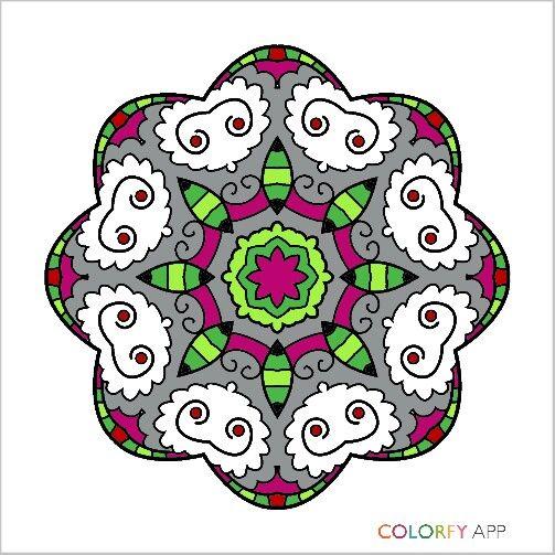 Les 93 Meilleures Images Du Tableau Colorfying Zen Sur Pinterest