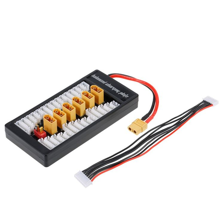 RC Spare Parts 26S LiPo Battery Parallel Charging Adapter