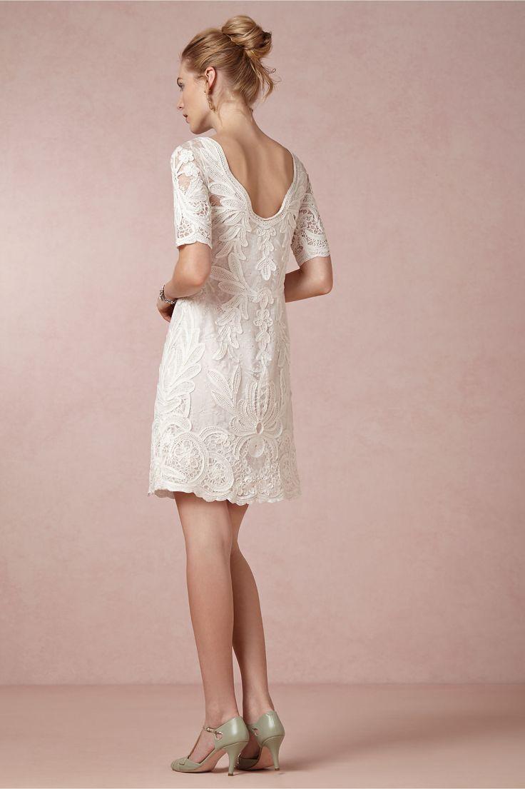 50 incredible wedding dresses under 500 vienna wedding for Lace wedding reception dress