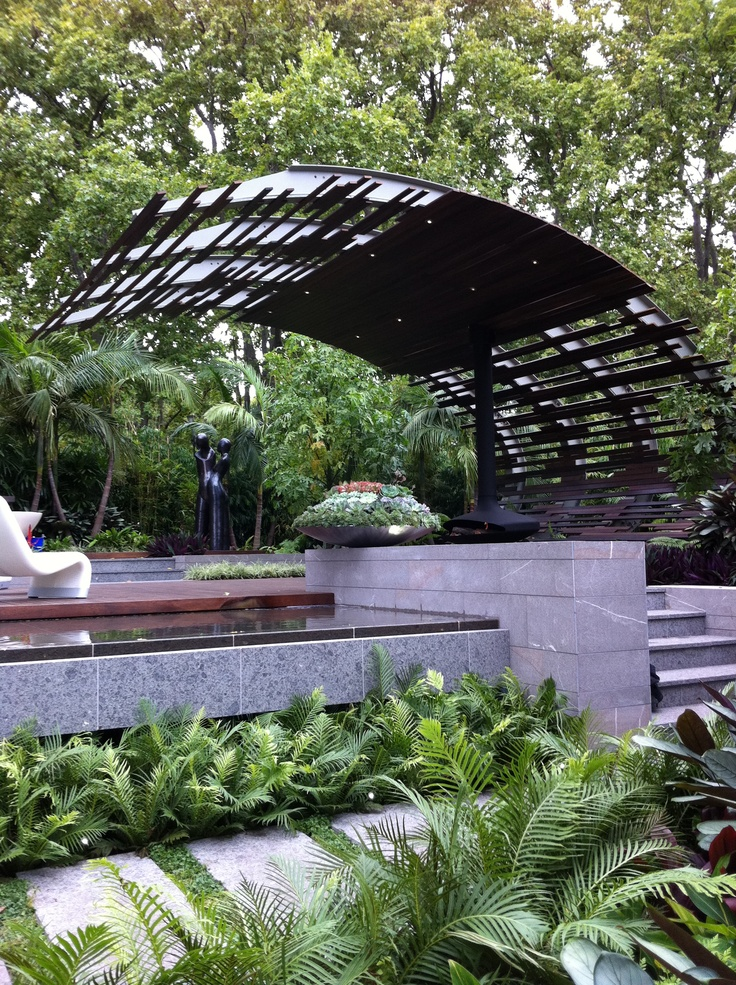 Melbourne garden show landscape ideas pinterest for Garden ideas melbourne