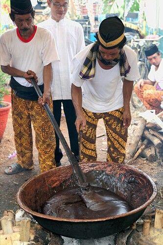 Cooking Betawi caramel