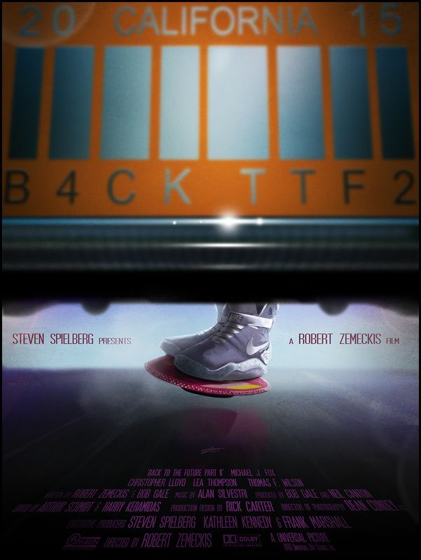 Conceptual Movie Poster Series by Andy Fairhurst