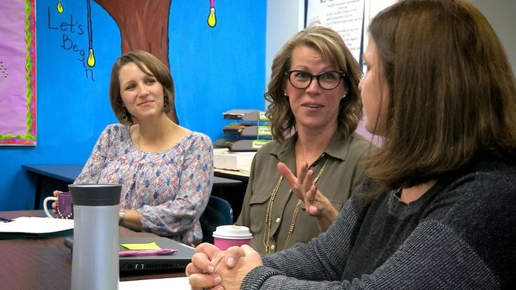 Watch the magic that happens when educators observe each other teaching and then reflect together.