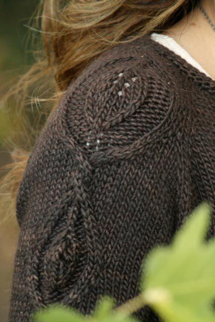 Botanical Knits By Alana Dakos Of Never Not Knitting