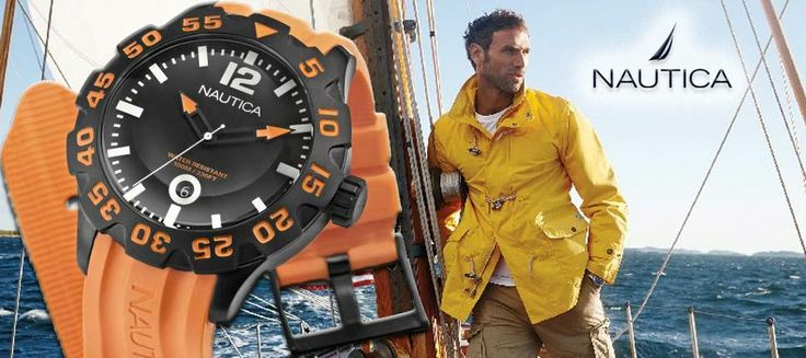 NAUTICA Watches! NEW Collection! Δείτε όλη τη ΝΕΑ συλλογή ρολογιών NAUTICA μόνο στο OROLOI.GR! http://www.oroloi.gr/index.php?cPath=379