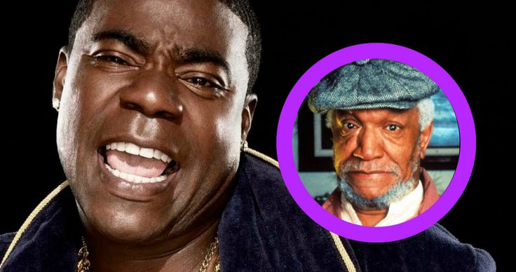 Tracy Morgan Is Redd Foxx in the 'Richard Pryor' Biopic -- Tracy Morgan will star opposite Mike Epps and Kate Hudson in The Weinstein Company's upcoming expose on comedian Richard Pryor. -- http://movieweb.com/richard-pryor-biopic-tracy-morgan-redd-foxx/
