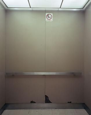 Elevator Pictures, 1996. UCLA research library