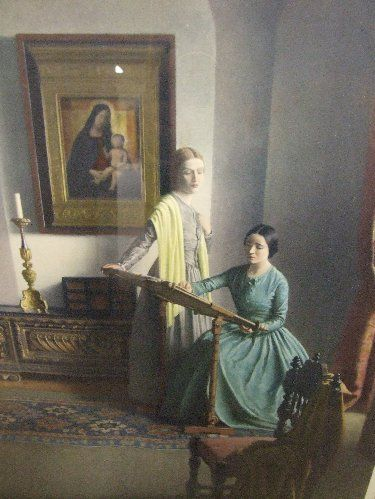 Leonard Campbell Taylor Paintings Google Search
