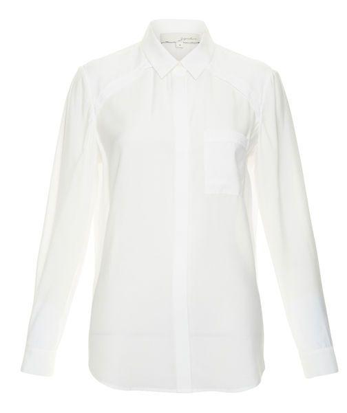 Signature Soft Gingham Shirt, WHITE