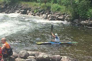 Blog Esportivo do Suíço: Canoagem slalom rende ouro, prata e bronze ao Brasil no Pan