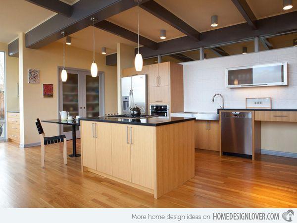 Kitchen Designers Seattle Glamorous 45 Best Limed Oak Kitchen Images On Pinterest  Contemporary Unit Design Ideas