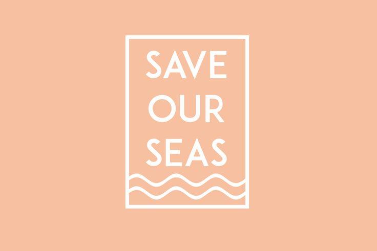 SAVE OUR SEAS - Logo Design on Behance
