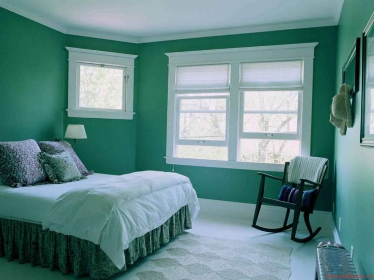 Green And Brown Bedroom Bedroom Ideas Category For Unique Green ...