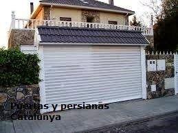 Puertas de garaje y persianas automáticas Barcelona: Automatismos para puertas de garaje