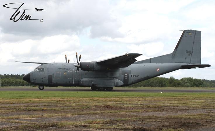 Transall C-160R France - Air Force.