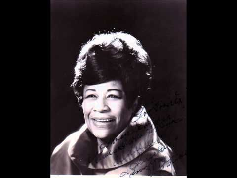 """Ella Fitzgerald  """"Someone to Watch Over Me"""" AWESOME SINGER & SONG!  """" WILL YOU WATCH OVER ME?"""" LOL <3"""