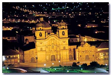 Cuzco fell in 1533 the spanish built their capital at lima and by