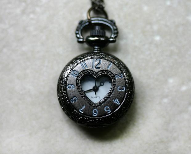 Heart Pocket Watch <3