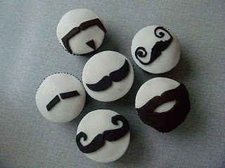 inspiration for the mustache themed party